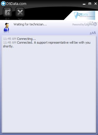 logmein-user-interface