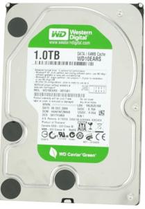 Western Digital Data Recovery WD10EARS 1TB