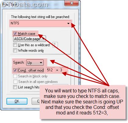 find-ntfs-offset-mod